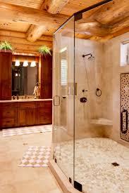 Master Bathroom Ideas Photo Gallery Decor Ideas Rustic Log Cabin Flooring Rustic Log Cabin Bathroom