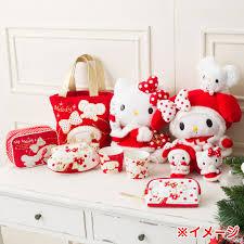 Hello Kitty Christmas Tree Decorations Hello Kitty Christmas Ornament Mascot Charm Boa Plush Doll Key