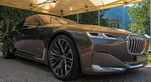 bmw future luxury concept the whole car 2014 bmw vision future luxury concept write up