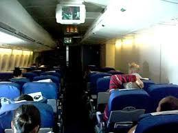 Klm Economy Comfort On Board Klm Asia 747 Youtube