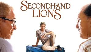 secondhand lions or secondhand film creators co