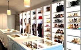 Closet Designs Celebrity Walk In Closet Design Video And Photos