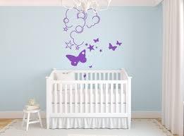 d馗oration papillon chambre fille deco chambre bebe fille papillon maison design bahbe com