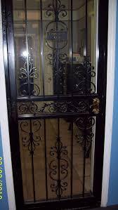 Front Door Security Gate by Door Providing The Home With Lowes Security Doors U2014 Kool Air Com