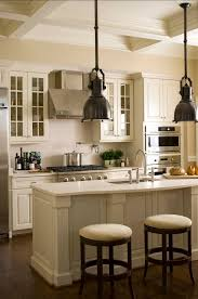 Cream Kitchen Cabinets by White Kitchen Cabinet Paint Color