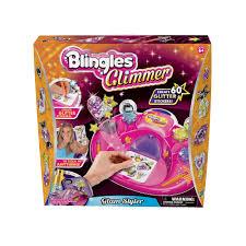 blingles glimmer studio moose toys toys