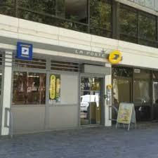 la poste bureau de poste 6 rue du lac part dieu lyon yelp