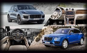 porsche cayenne turbo vs turbo s poll bentley bentayga or porsche cayenne turbo s autoguide com