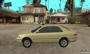 mazda 6 sa mazda 626 gf sedan for gta san andreas
