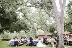 west coast wedding dj wedding oak canyon ranch