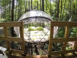 bulle chambre bulle gling bulle transparente en ile de cabanes de