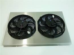 10 inch radiator fan 1969 camaro aluminum big block radiator fan shroud with 10 inch