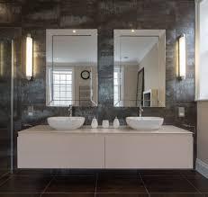 Powder Room Faucets Bathroom Mirror Ideas Powder Room Contemporary With Gold Faucet