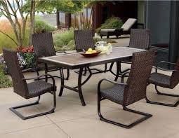 photo aluminum patio furniture sets images alluring aluminum