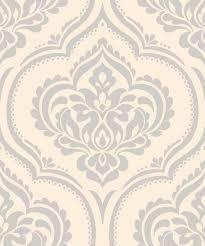 Sparkle Wallpaper by Decorline Sparkle Wallpaper Dl40555 Damask Glitter Shimmer Cream