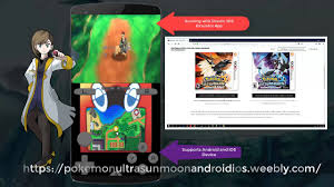 how to play 3ds on android how to play pokémon ultra sun in android working drastic 3ds