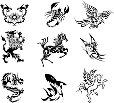 free tattoo stencil designs free vector download 689 free vector