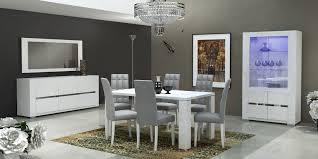 modern dining room set best ideas of modern dining room sets in esf elegance white dining