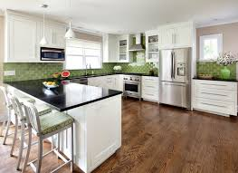 black and white kitchens ideas 24 stylish black and white u shaped kitchen home design lover