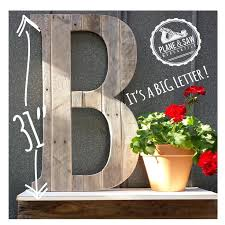 best 25 big wooden letters ideas on pinterest decorative wooden