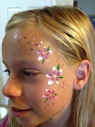 cute face paint ideas basic face painting top 25 best simple face painting ideas on for
