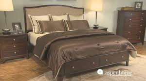 lincoln park bedroom by aspen home furniture home gallery stores