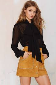 big bow blouse gal marianne bow blouse black shopperboard