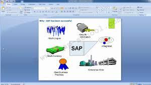sap tutorial ppt basics of sap erp sap netweaver youtube