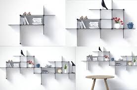 wall shelves ideas beautiful floating glass shelves ideas midcityeast