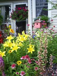 cottage garden fence ideas