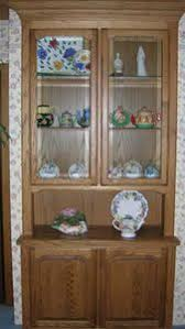 4 built in china cupboard bookcase display cabinet china cupboard