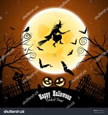 owl halloween background happy halloween greeting card elegant design stock vector