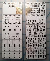 micro ornament and crime pcb magpie modular