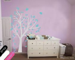 Bird Wall Decals For Nursery by Large Tree And Birds Vinyl Wall Decal Stickers For Baby Nursery
