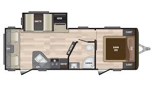 keystone hideout rv new u0026 used rvs for sale all floorplans