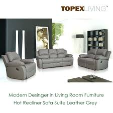 Grey Sofa Recliner Outstanding Leather And Loveseat Sets New Recliner Grey Sofa
