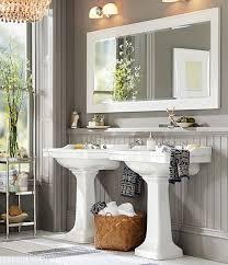 pedestal sink bathroom ideas 32 best condo half bath images on bathroom bathrooms