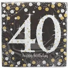 40th Bday Decorations Amazon Com 40th Birthday Decorations Balloons Banner Happy
