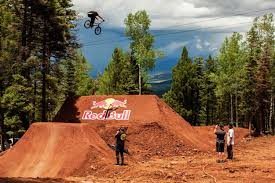 how to jump a motocross bike video riding the craziest bmx dirt contest course
