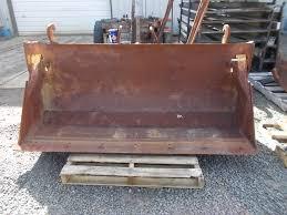 gannon 4 in 1 loader bucket stock 25192 used construction
