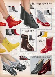 womens boots in 1950s shoes styles trends pictures for