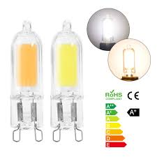 white light bulbs not yellow 6pcs g9 8w led dimmable light clear super bright bulb home l cool