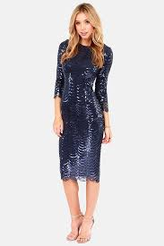 blue new years dresses jus got my new years dress tfnc navy blue midi sequin dress