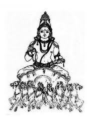 tantra yantra tantric tantrik vedic artwork miniature painting