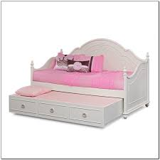 decor of daybed with trundle with girls daybeds girls iron