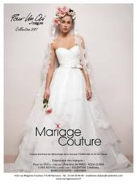 mariage couture couture