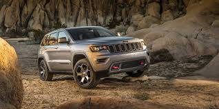 jeep grand cherokee brown 2017 jeep grand cherokee pricing and specs photos 1 of 9