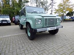 new land rover defender 2016 used land rover defender 2016 for sale motors co uk