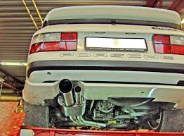 porsche 944 exhaust system 944 turbo stainless exhaust system and stainless exhaust ferrita