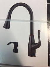 tuscan bronze kitchen faucet pfister avanti tuscan bronze kitchen faucet f 529 7any ebay
